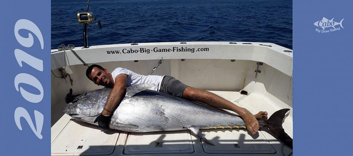 Vice Gulin and his giant tuna