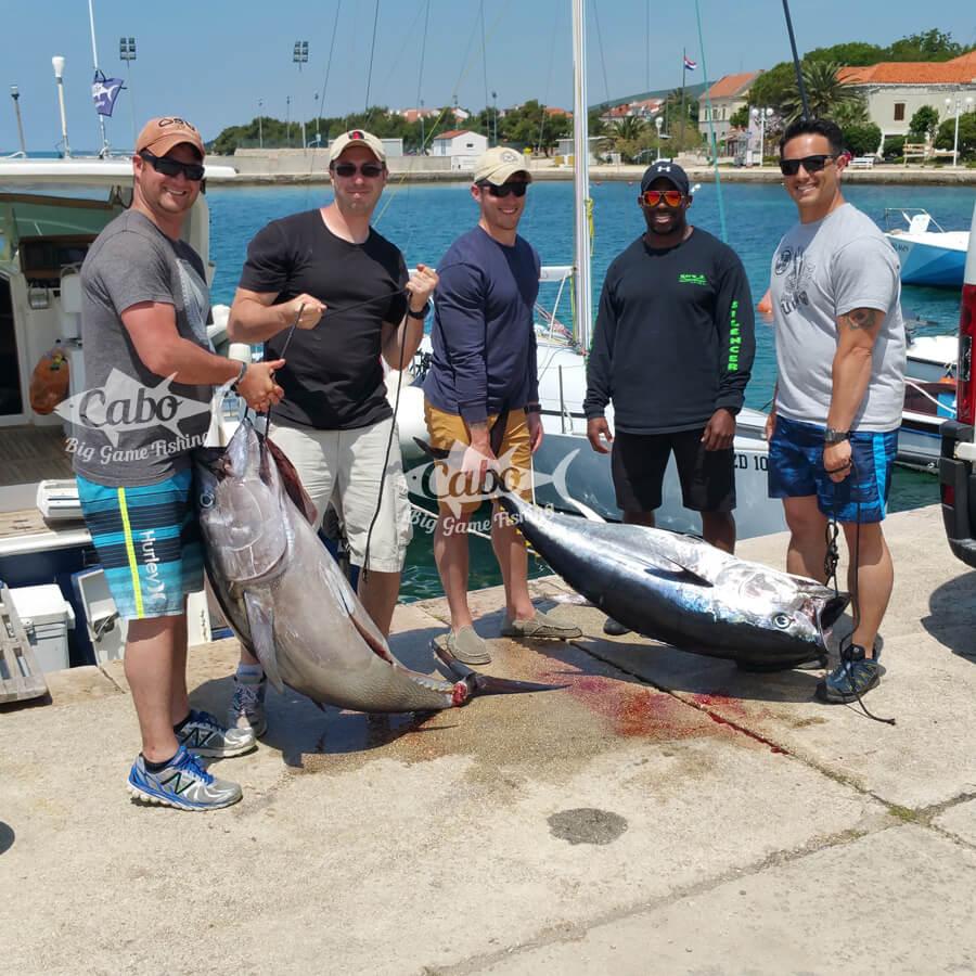 Offshore fishing in croatia europe deep sea angling for Tuna fishing games
